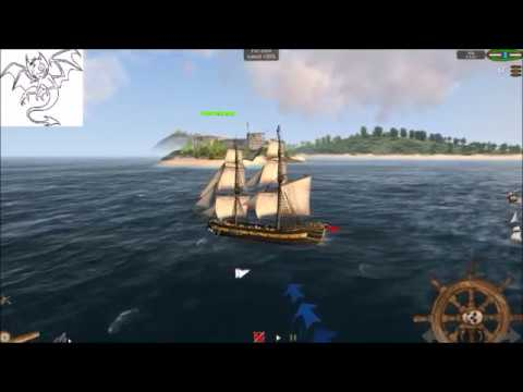 The Pirate Caribbean Hunt:ep5/let attack puerto cabello