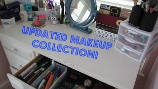 Updated 2014 Makeup Collection! Thumbnail
