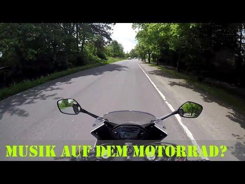 Musik hören beim Motorradfahren? - Motovlog #18 (Deutsch) | Piotrrr Moto