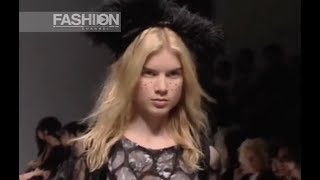 ZUCCA Spring Summer 2008 Paris - Fashion Channel