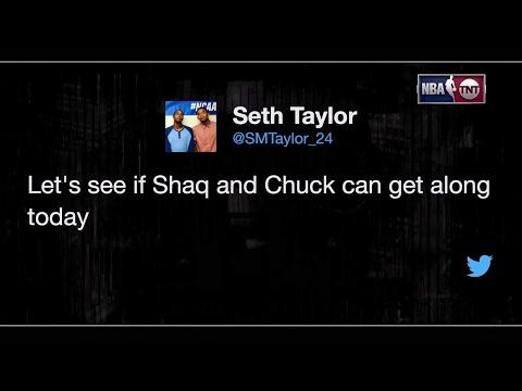 Inside the NBA: Shaq and Charles Back At It Again