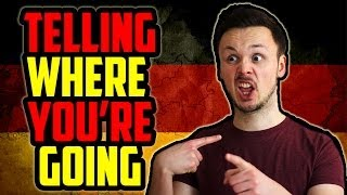 Telling Where Youre Going | Learn German for Beginners | Lesson 10