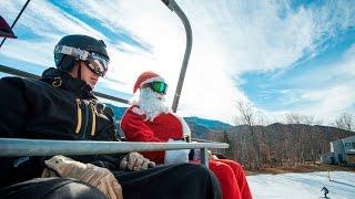 Santas ski FREE at Whiteface Dec. 13, 2015