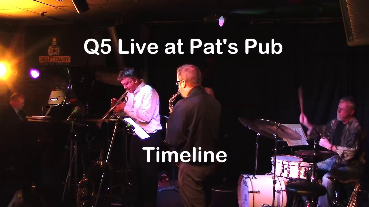 q5 live at pats pub - 'timeline' - youtube