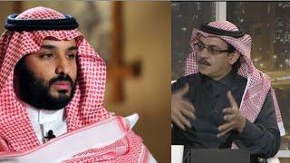 فيديو : عبدالحميد العمري يكشف أسرار لقاءه بالأمير محمد بن سلمان