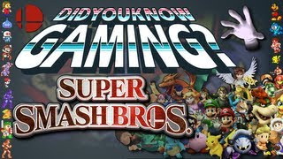 Super Smash Bros [OLD] - Did You Know Gaming? Feat. Yungtown