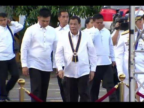 Duterte adminstration: The first half