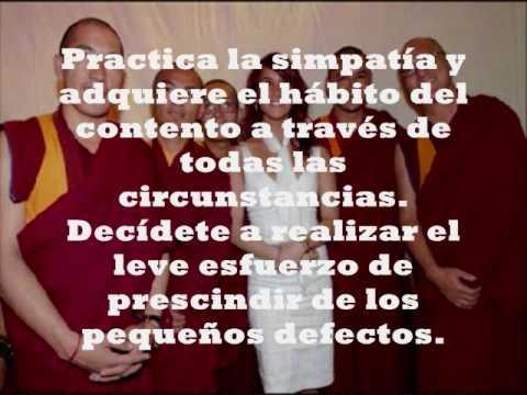 Las cuatro nobles verdades buda doovi - Mandamientos del budismo ...