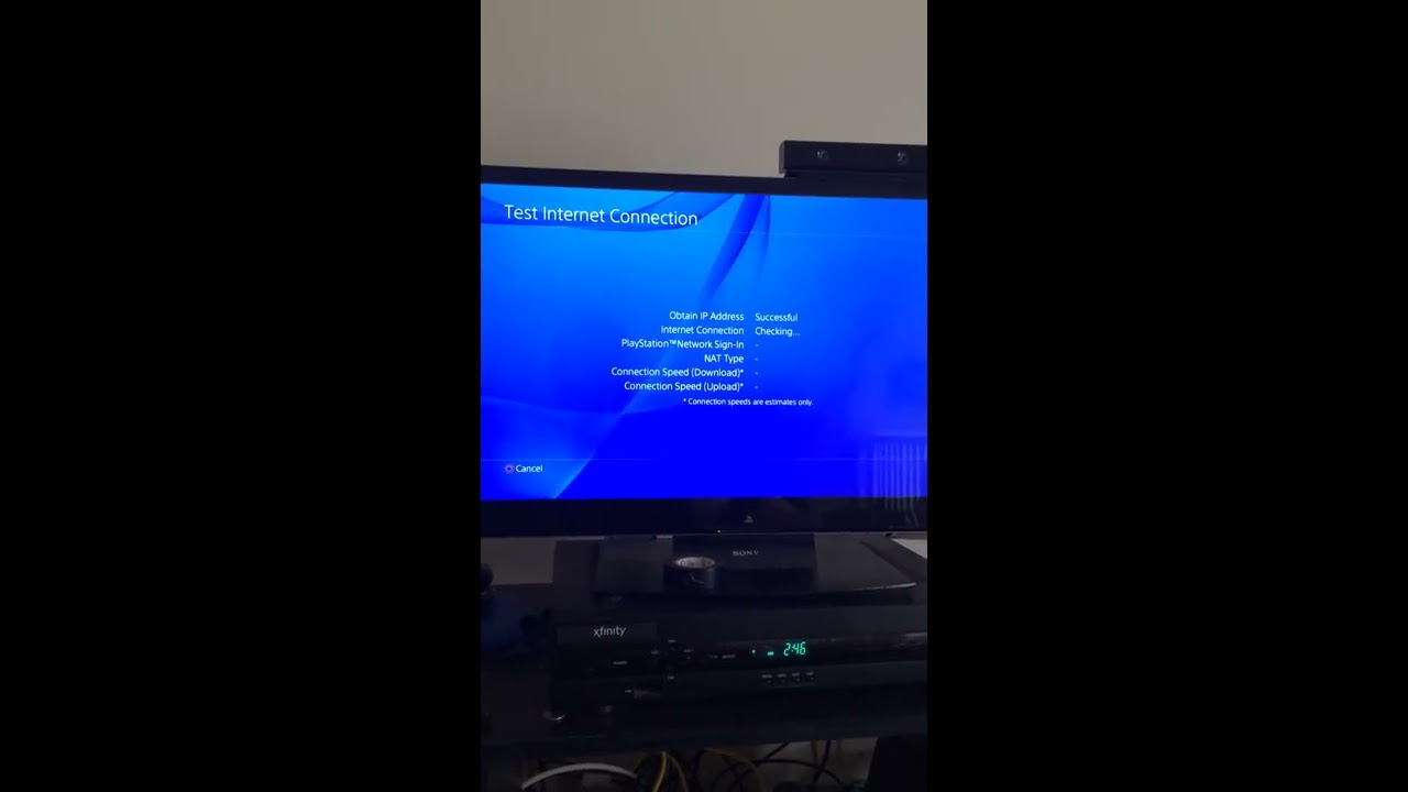 PS4 Lan Cable Internet Connection failed?? [Solution that worked for me in  description]