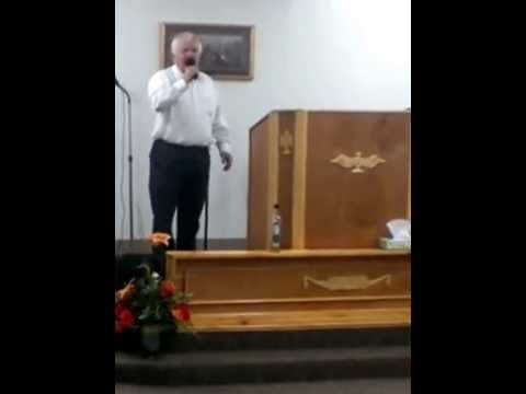 Rivers of Living Waters singing part 3 (Bro. Ray Napier)