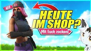 🔴Fortnite NEUER SHOP STREAM!❌FORTNITE ABO ZOCKEN!❌Fortnite Live Deutsch #Fortnite #FortniteShop