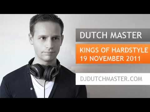 Dutch Master - Kings of Hardstyle liveset 19-11-2011 - Beursgebouw Eindhoven The Netherlands