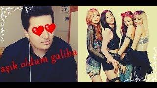 Aşık Oldum Be Abi !! K-POP REACTION (exo.bts.blackpink)