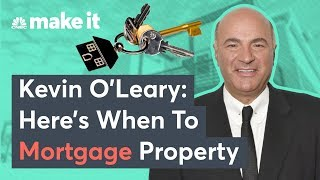 Kevin O'Leary: Here's When To Buy A House