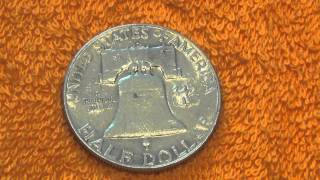 Нумизматическая коллекция. Выпуск 3 (Half Dollar 1962)
