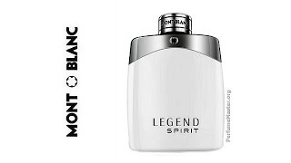 Mont Blanc - Legend Spirit Fragrance
