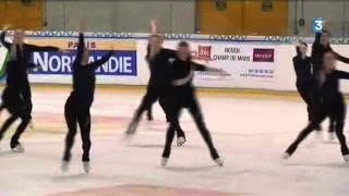 French Cup : les patineuses russes des Paradise et aussi les bénévoles