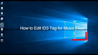 how to edit id3 tag for music files