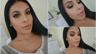 Full Drugstore Makeup Look + Affordable Brushes   juicyyyyjas   JuicyJas
