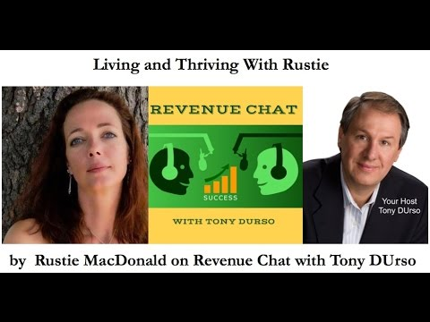 EP62. Rustie MacDonald: Living and Thriving With Rustie