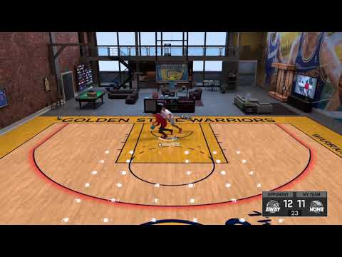 1v1 D'angelo Russell My court