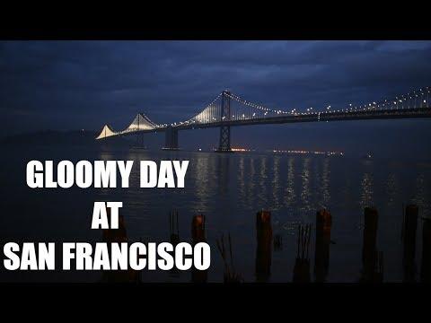 Gloomy Day at San Francisco - Terrystan Sustal