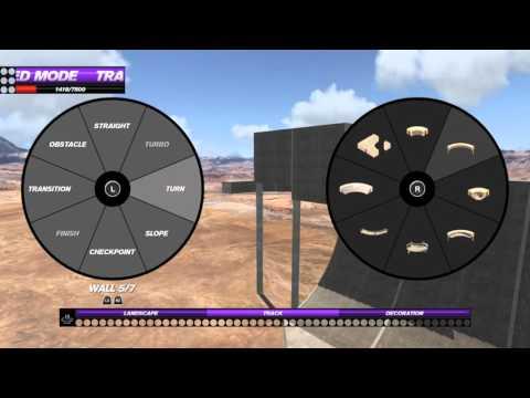 Trackmania Turbo Advanced Editor Ps4