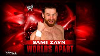 "WWE NXT: ""Worlds Apart"" [iTunes Release] by CFO$ ► Sami Zayn NEW Theme Song"