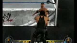 Undertaker vs. Batista Last Man Standing DoR2 Bloody pt. 1
