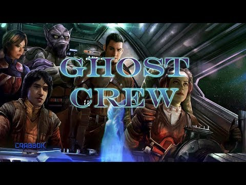 Legion - Ghost Crew Speculation