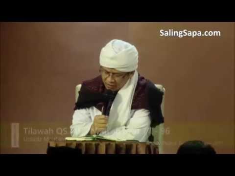 Aa Gym & Menantu Ust. Maulana Yusuf - Tilawah QS Al-Waqiah 77-96