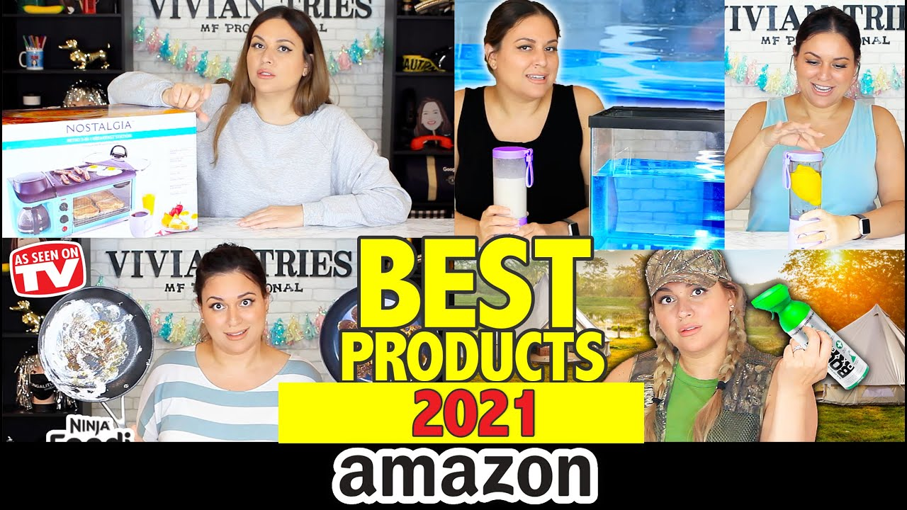 16 BEST Amazon Products You Must Have | Vivian Tries