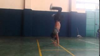 Bboy Ferhat Practice 2015