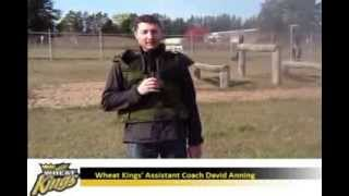 Wheat Kings Visit CFB Shilo