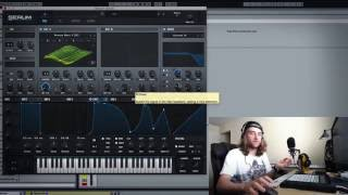 Xfer Records Serum Wavetable Synth LFO Features - Overview