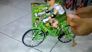 vuclip ben 10 bike.3GP