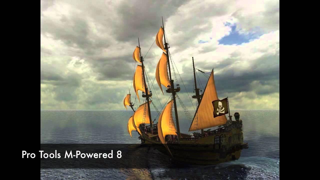 Here come the pirates!