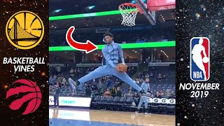 BEST BASKETBALL VINES OF NOVEMBER 2019 | WEEK 2 | SAUCY HIGHLIGHTS!