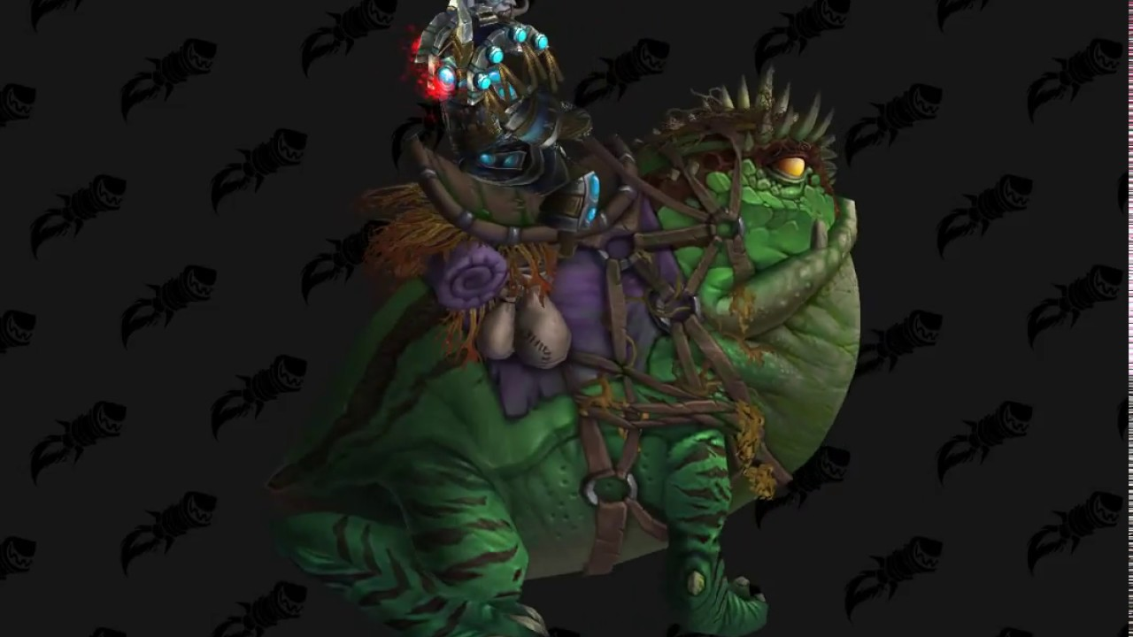 list of wow mounts and how to get them