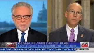 Greg Walden on CNN: The President