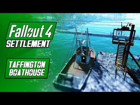 Taffington Island (with Human Dogs!)  - Fallout 4 Mods - Taffington Boathouse Overhaul (GreekRage)