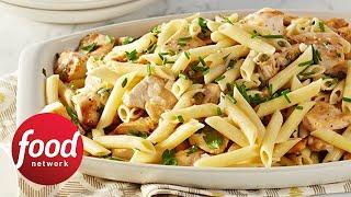 Rachael's Chicken Piccata Pasta Toss   Food Network