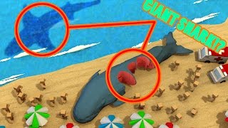 Minecraft | Jaws Movie 2 - Did a Shark Attack Kill this Whale!? (Minecraft Roleplay) #2