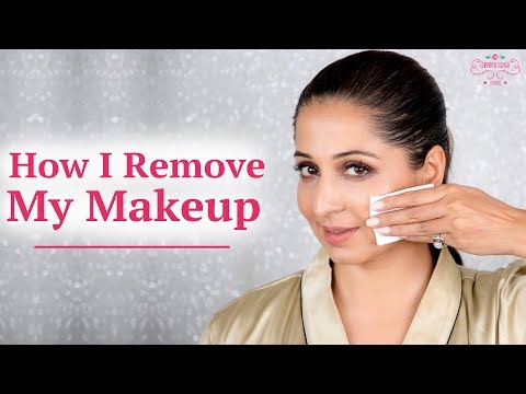 how-to-remove-makeup-|-skincare-routine-|-makeup-removal-tips-|-chandni-singh