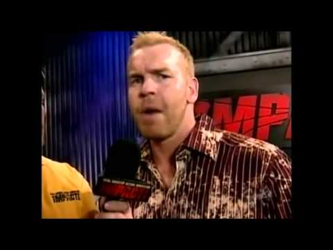 Shane Douglas Backstage Interview With Christian Cage America's Most Wanted and Gail Kim