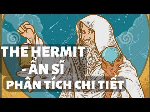 TỰ HỌC TAROT - The Hermit/Ẩn Sĩ - Hướng Dẫn Chi Tiết