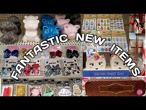 Come With Me To A PHENOMENAL Dollar Tree ❤ SO MANY AMAZING NEW ITEMS/Aug 28