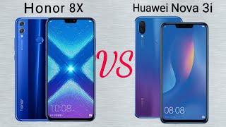 Honor 8X vs Huawei Nova 3i   Full comparison