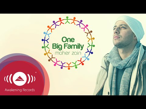 Mantap One Big Family Maher Zain