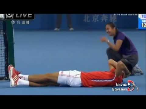 Novak Djokovic - Funniest Moments (Part 6)